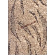 Бытовой ковролин Ivano 820 коричневый ITC бельгийского производства
