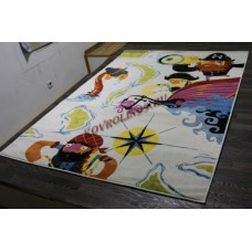 "Детский ковер CRYSTAL 2785 Cream ""Пираты"" Merinos"