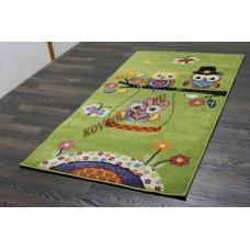 Детские ковры CRYSTAL 2740_GREEN Merinos Ростовские