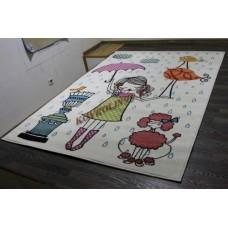 Детские ковры CRYSTAL 2715_CREAM Merinos Ростовские