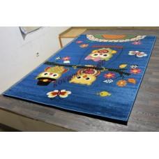 Детские ковры CRYSTAL 2740_BLUE Merinos Ростовские