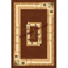 Ковер 5263 Brown Da Vinci (Да Винчи) Merinos