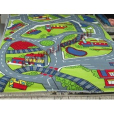 Детские ковры Детские ковры(турция) Городок 57 Kaplan Турецкие