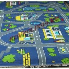 Детские ковры(турция) Городок 56 Kaplan Турецкие