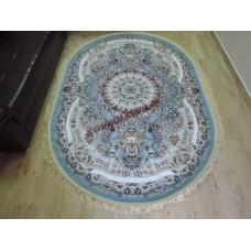 Ковры Фарси 1400f_blue_blue_ov Турецкие