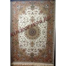 Иранские ковры Sahkar-y009-8004А Mashhad Ardenal carpet Co