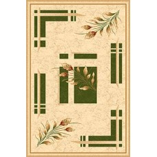 Ковер ka5442 Green Kamea Carving (Камея Карвинг) Merinos