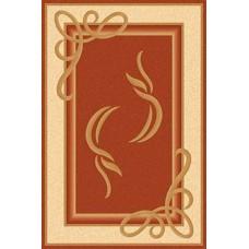 Ультрасовременный прямоугольный ковер A704 Terra Kamea Carving Merinos российского производства из хит-сета