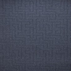Ковролин петлевой Береза 582 серо-синий с мягким рельефным ворсом по рисунку