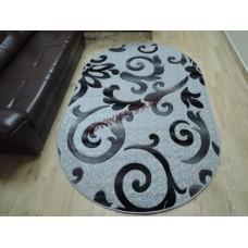 Ковры Pasa carving 1491a_l_grey_ov Турецкие