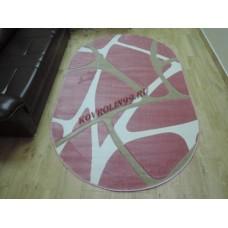 Ковры Pasa carving 1488a_pink_pink_ov Турецкие