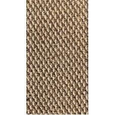 Ковролин петлевой Варна бежево-коричневый 104 Зартекс Россия