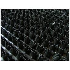 Щетинистое покрытие Дорожка черный 139