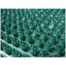 Щетинистое покрытие Дорожка зеленый металик 168