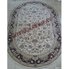 Ковры Semerkand 07_cream_red_ov Merinos Турецкие