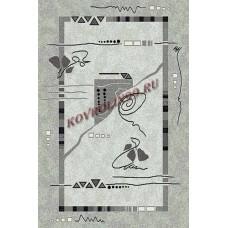 Ковры SILVER 5305_GRAY Меринос Ростовские