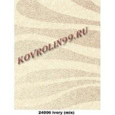 Ковры Супер шегги 24006 ivory Merinos Турецкие