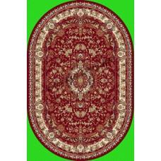Ковры TABRIZ 3096A_RED_OV Royal Турецкие