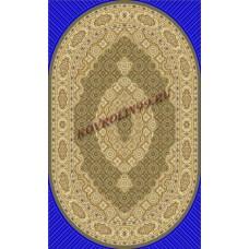 Ковры TAJMAHAL 3314A_GREEN-ov Emirhan carpet Турецкие