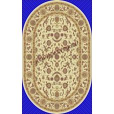 Ковры TAJMAHAL 2883A_CREAM-ov Emirhan carpet Турецкие