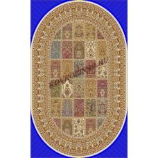 Ковры TAJMAHAL 3315A_YELLOW-ov Emirhan carpet Турецкие