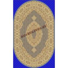 Ковры TAJMAHAL 3314A_BLUE_ov Emirhan carpet Турецкие