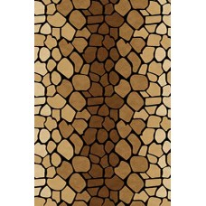 Ковер D046 Brown Vision Deluxe carving (Визион Делюкс) Merinos