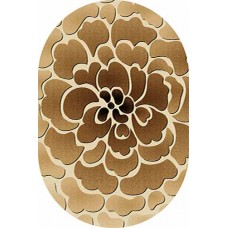 Ковер D047 Cream-ov Vision Deluxe carving (Визион Делюкс) Merinos