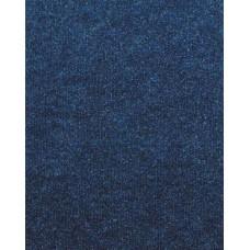 Ковролин На резиновой основе Мередиан 1144 Синий