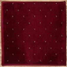 Коммерческий красный ковролин 26540_22133d Супер Акварель БелКа российского производства из хит-сета