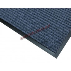 Ребристые коврик Doormat серый