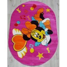 Детские ковры(турция) s0088a d.pink dd.pink_ov Турецкие