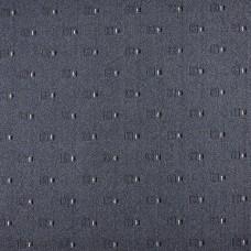 Ковролин петлевой Флора 500 серый с мягким рельефным ворсом по рисунку