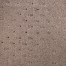 Ковролин петлевой Флора 100 Бежевый с мягким рельефным ворсом по рисунку
